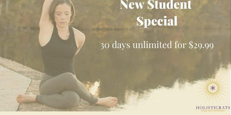 Sunset Yoga Hike tickets