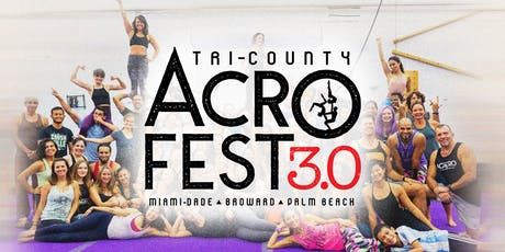 Tri-County Acro Fest 3.0 tickets