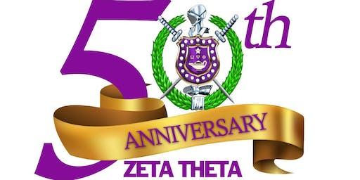 ZETA THETA 50th ANNIVERSARY