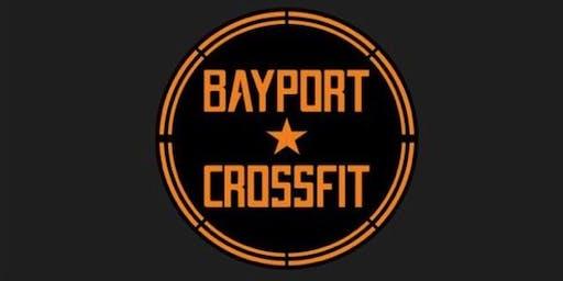 Bayport Crossfit Corporate Wellness Challenge