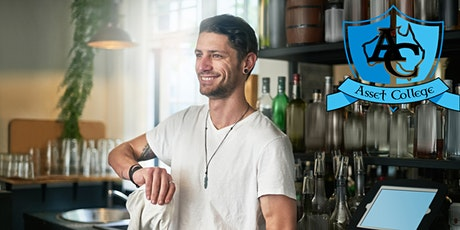 Responsible Service of Alcohol - Gold Coast tickets