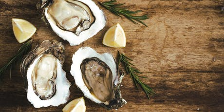 Fresh Oysters, Sushi & Sparkling Wine Flights tickets