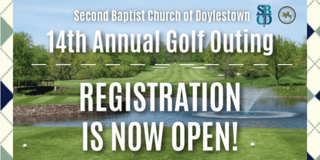 SBC of Doylestown Fourteenth Annual Golf Outing tickets