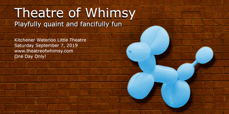 Theatre of Whimsy tickets
