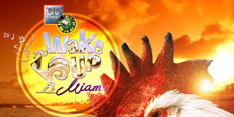 Wake Up Miami 2019: A Breakfast Party on the Beach tickets