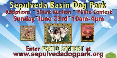 Sepulveda Dog Park Photo Contest & Adoption Event! tickets