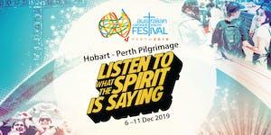 ACYF - Hobart to Perth Pilgrimage