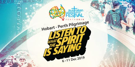 ACYF - Hobart to Perth Pilgrimage tickets