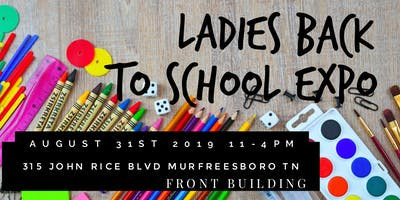 Ladies Back To School Shopping Event
