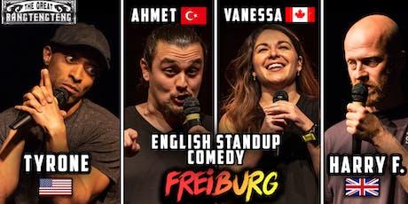 English Standup Comedy Night Freiburg !  tickets