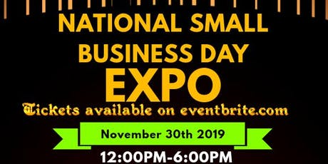 NATIONAL SMALL BUSINESS DAY tickets