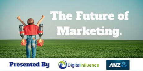 The Future of Marketing -  What You Need To Know To Make Sales Tomorrow! tickets