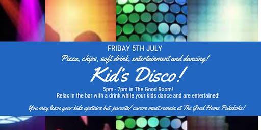 Kids Disco at The Good Home Pukekohe