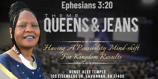 Queens & Jeans Womens Conference
