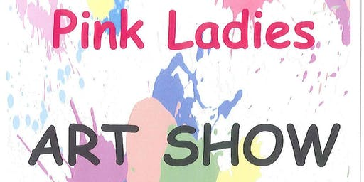 Pink Ladies - Art Show