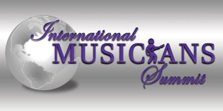 International Musicians Summit 2020! 10 Years Strong tickets