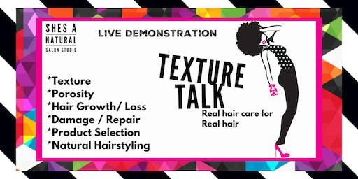 Texture Talk