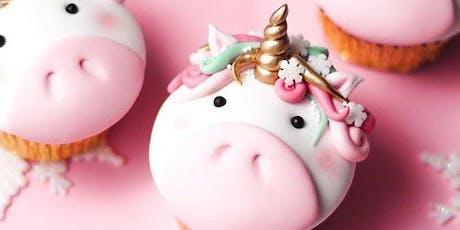 Unicorn Cupcake Class tickets
