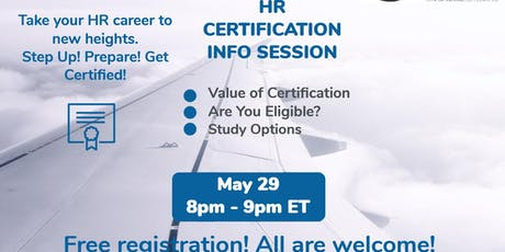 HR Certified, LLC Events   Eventbrite