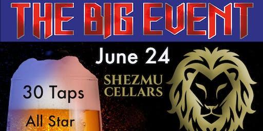 THE BIG EVENT SHEZMU BREWERY