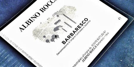 Barbaresco Crus Tasting & Lunch tickets
