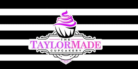 The TaylorMade Cupcakery Pop-Up Shop (June 2019)  tickets