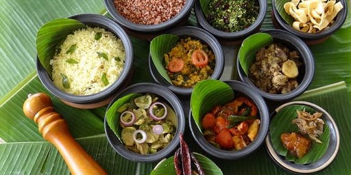Flavours of Auburn Cooking Class: Sri Lankan Cuisine, Friday 13th March