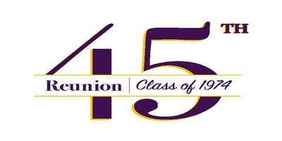 Forest Road Class of 1974 - 45 Year Reunion