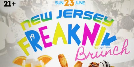 FREAKNIK BRUNCH tickets