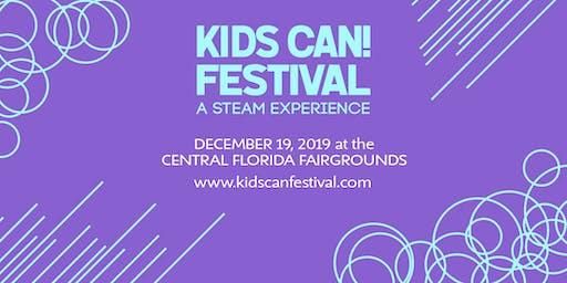 Kids Can Festival 2019