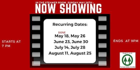Steamer Summer Movie Nights tickets