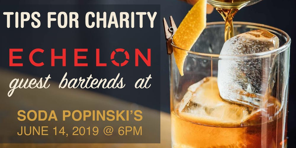 4d5615529 Tips For Charity Happy Hour at Soda Popinski s Tickets