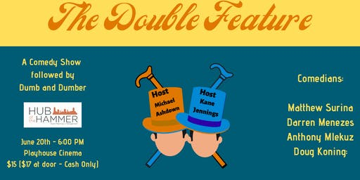 The Double Feature - A Dumb and Dumber Screening