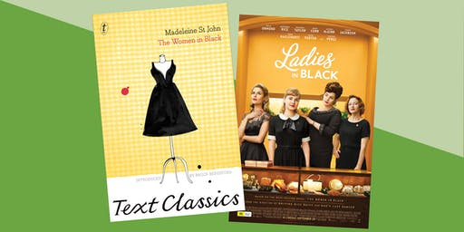 Movie Book Club (Ladies in Black) - Gisborne