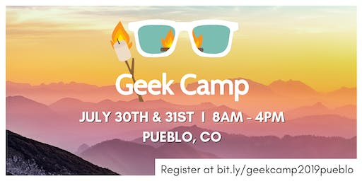 Geek Camp South 2019