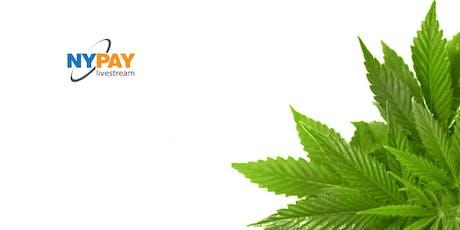 Legal Cannabis—The Money Problem tickets