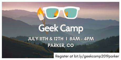 Geek Camp EDU 2019 tickets