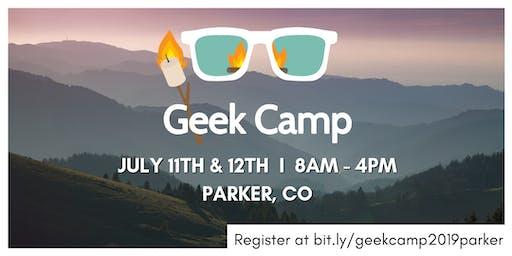 Geek Camp EDU 2019