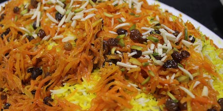 Flavours of Auburn Cooking Class: Afghani Cuisine, Friday 13th December tickets