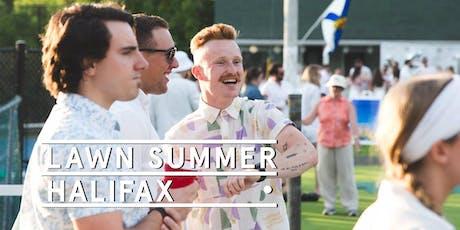 Halifax Week 4 - Social Tickets @ Lawn Summer Nights tickets