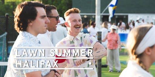 Halifax Week 4 - Social Tickets @ Lawn Summer Nights
