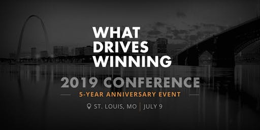 What Drives Winning  2019 Conference