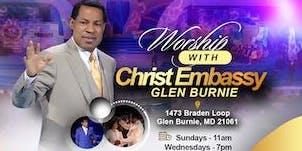 Christ Embassy Glen Burnie