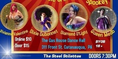 Nerdlesque Circus Extravaganza Crossover Burlesque Show