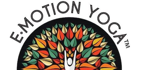Emotion Yoga tickets
