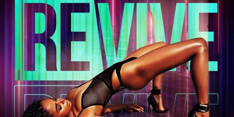 """""""REVIVE"""" at DECADES ROOFTOP WEDNESDAYS tickets"""