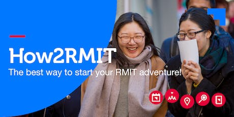 How2RMIT Induction Session (Brunswick Campus) tickets