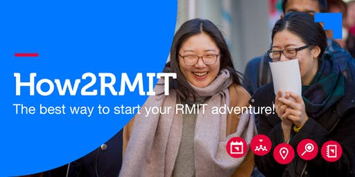 How2RMIT Induction Session (Brunswick Campus)