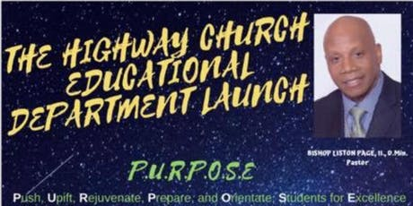 Highway Church Educational Launch tickets