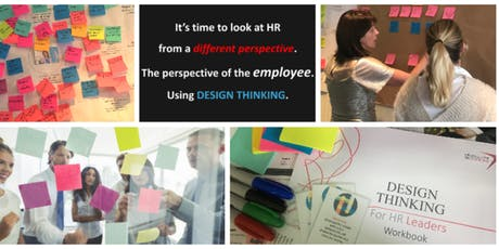 Design Thinking for HR Leaders -Melbourne tickets